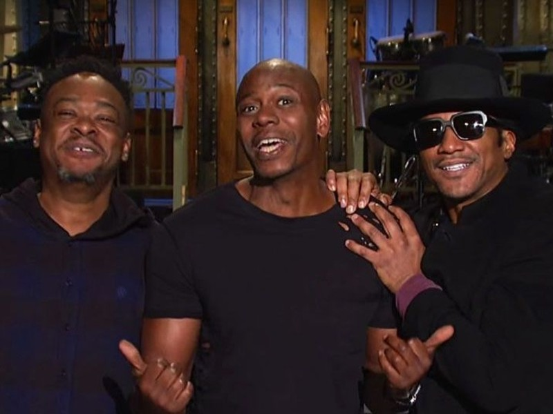 Dave Chappelle Reminds Everyone ATCQ Got Snubbed By Grammy Committee