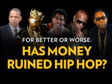 The Breakdown: For Better Or Worse: Has Money Ruined Hip Hop?