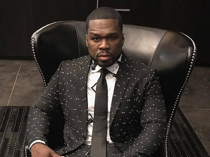 "50 Cent Seeks TV Trademarks For ""Get Rich Or Die Tryin"" & ""Hustler's Ambition"""