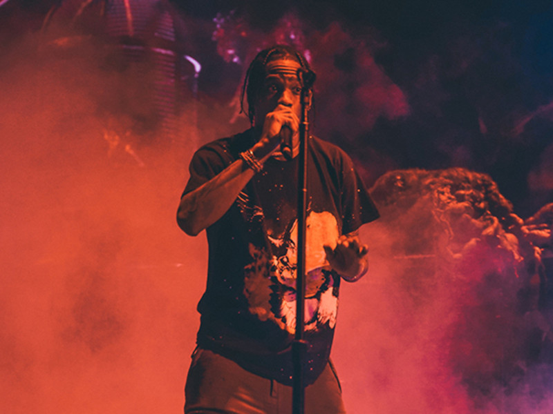 Travis Scott Agrees To A Settlement With The Prosecution For Inciting The Riots Case