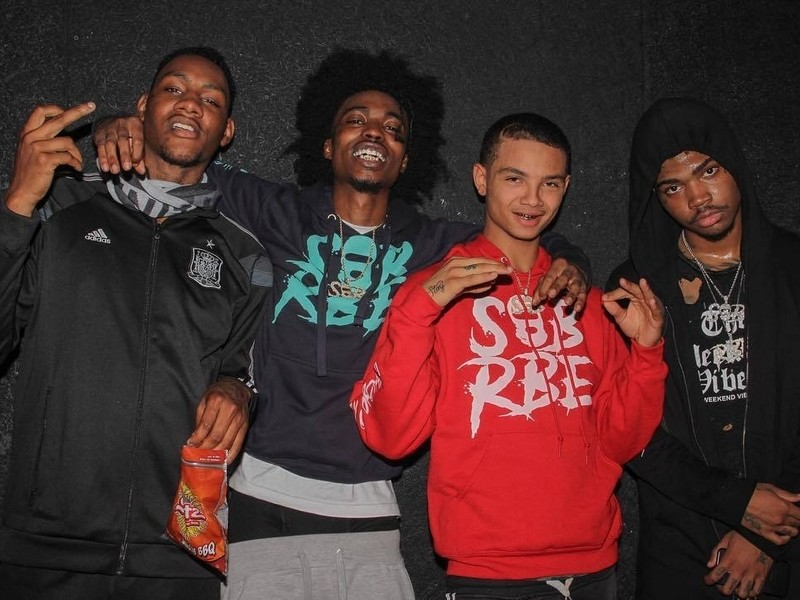 "SOB x RBE's Debut Album ""Gangin"" Is Here"