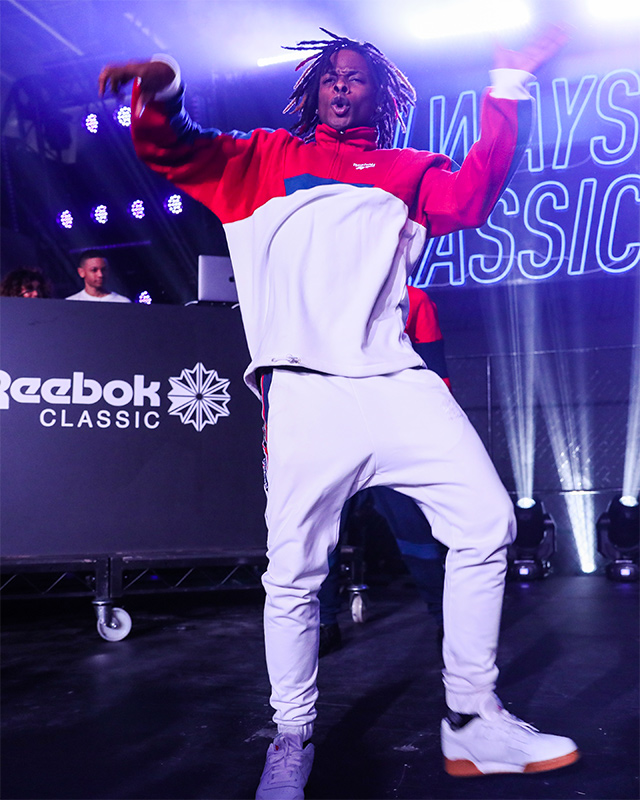 Lil Yachty Performs At Reebok's Fashion Week Event