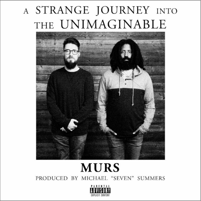 "Murs Shares ""A Strange Journey Into The Unimaginable"" Cover Art & Tracklist"