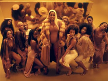 "Remy Ma & Chris Brown Celebrate Black Girl Power In ""Melanin Magic"" Video"