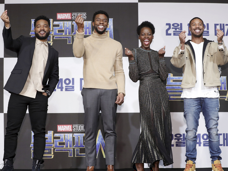 """""""Black Panther"""" Cracks Top 5 For Biggest Opening Weekend"""