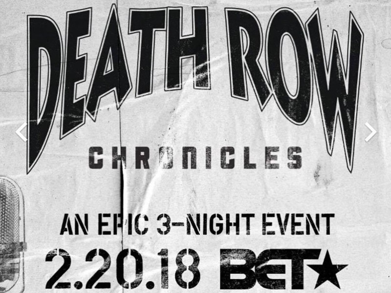 """BET's """"Death Row Chronicles"""" Shares Suge Knight's Side Of The Story"""