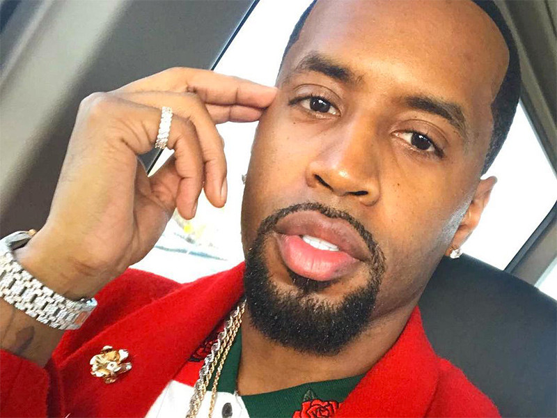 Safaree's Leaked Nudes, you Send over the Internet In Thirst and Fueled by the Frenzy