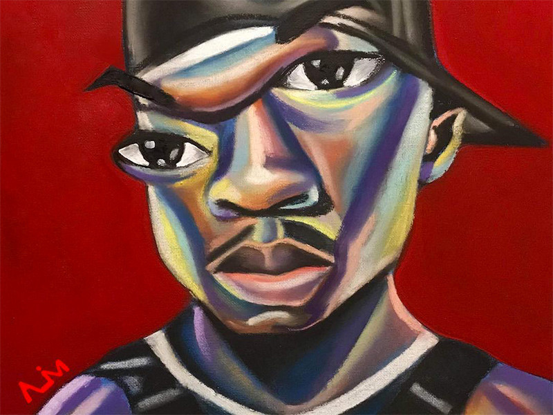 Art Of Rap: 20 Black Artists Inspired By Hip Hop