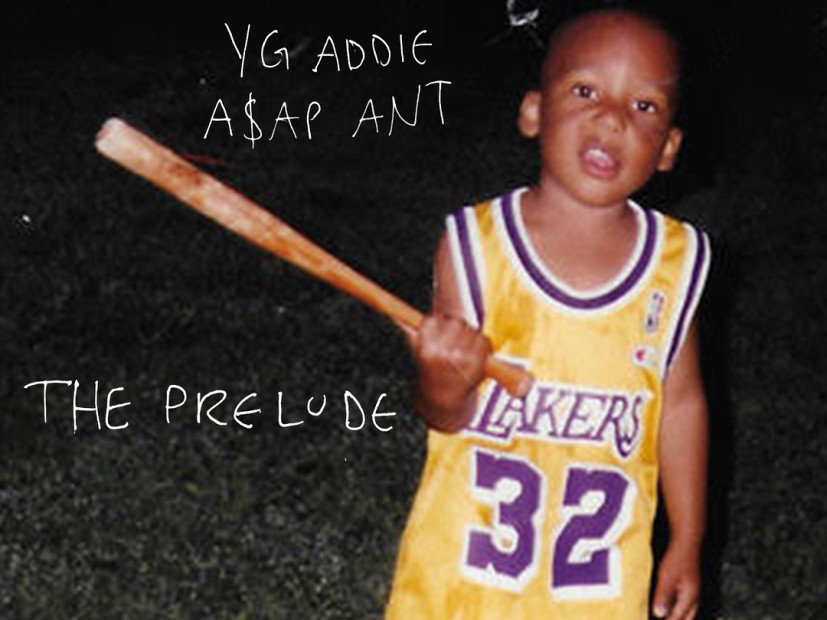 "A$AP Ant Releases Debut EP ""The Prelude"""