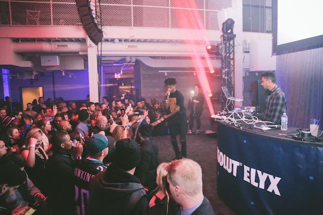 Jamie Foxx, 21 Savage & Shaq Highlight The Big Game Experience Party