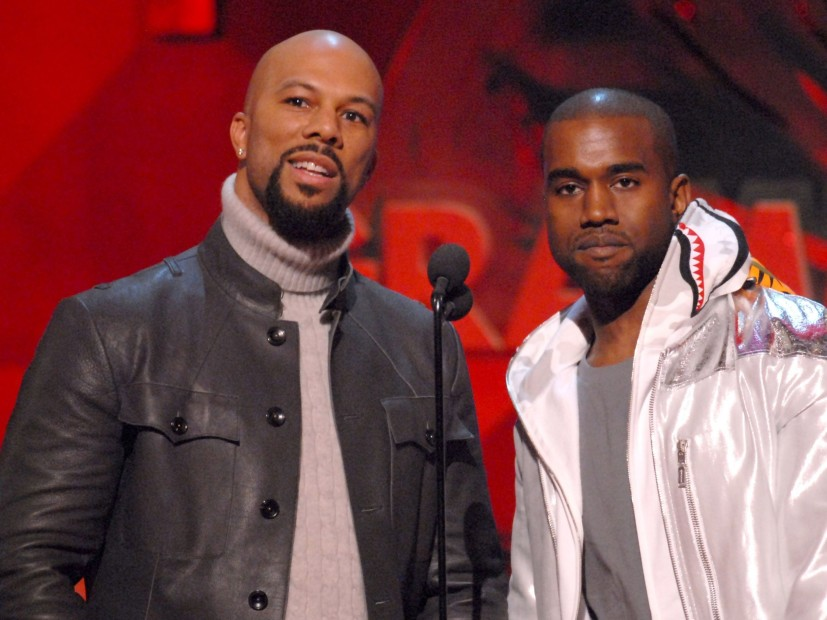 Common Won't Let Kanye West's Slavery Comment Distract Him