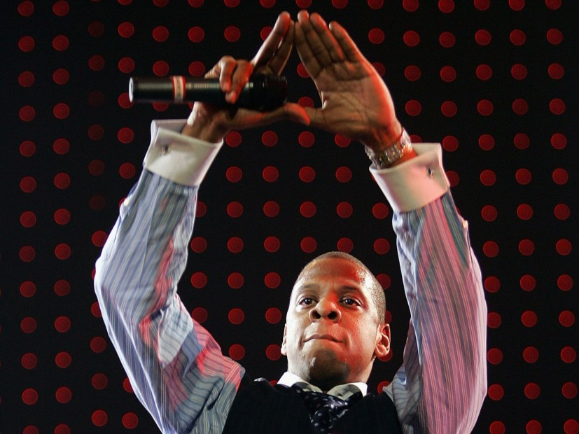JAY-Z Taking Steps To Legally Own Roc-A-Fella Diamond Hand Sign