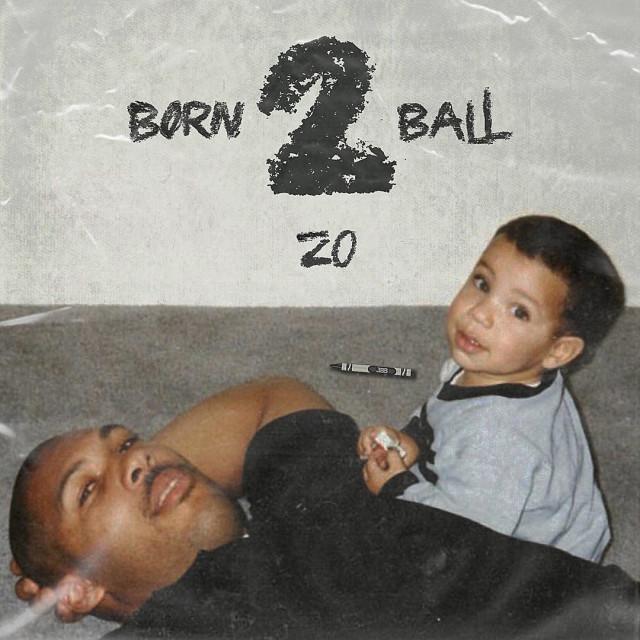 "Lonzo Ball Drops Debut Mixtape ""Born 2 Ball"""