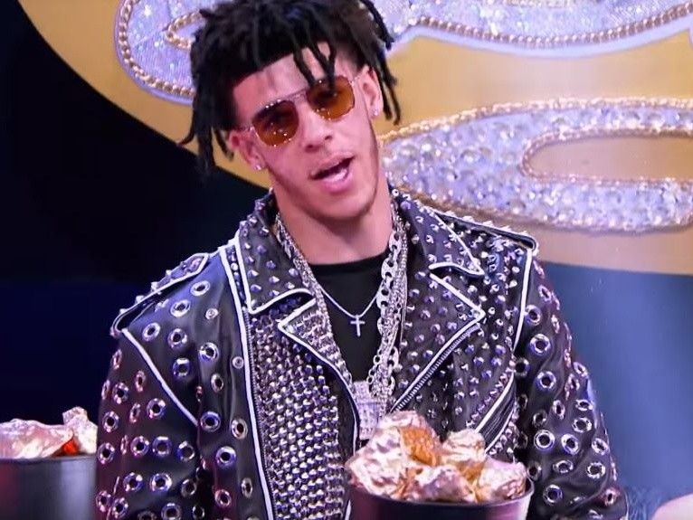 Lonzo Ball Lip Syncs To Migos Ahead Of Mixtape Release