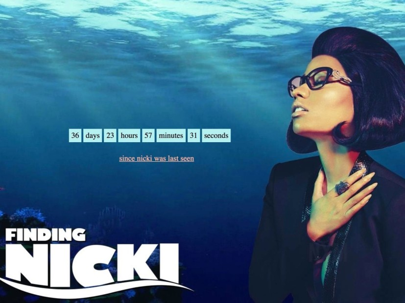 Finding Nicki Minaj: Fan Launches Website To Track Her Social Media Absence