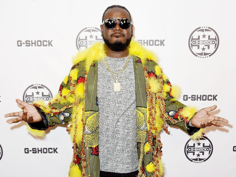 "T-Pain Thinks Most Celebrities Are ""The Loneliest People In The World"""