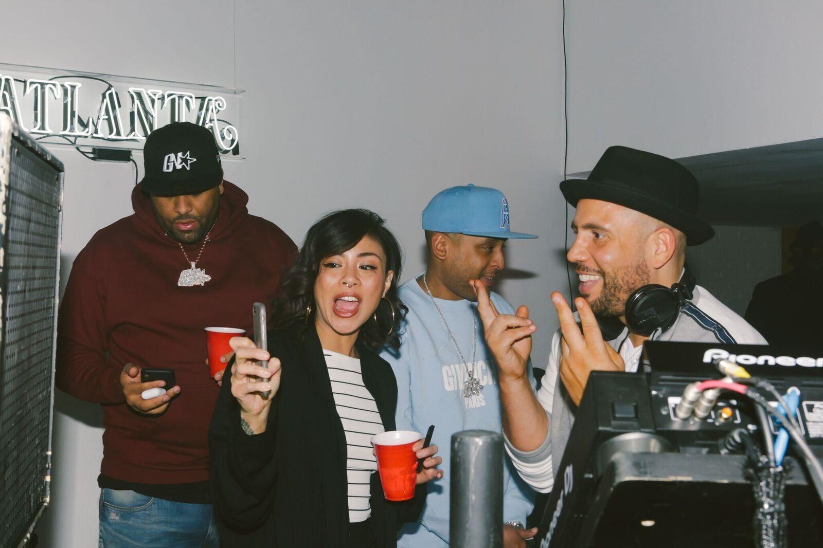 "FX Hosts ""Atlanta: Robbin' Season"" Kickback Party During All-Star Weekend 2018"