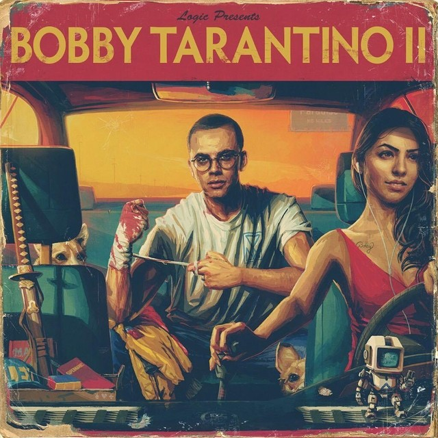 "Review: Logic's ""Bobby Tarantino II"" Is A Subtle Return To Irreverence"