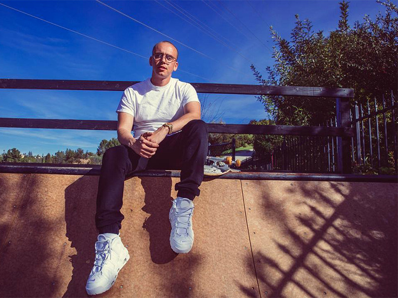 "Logic Discusses Earning ""Life Changing"" Money"