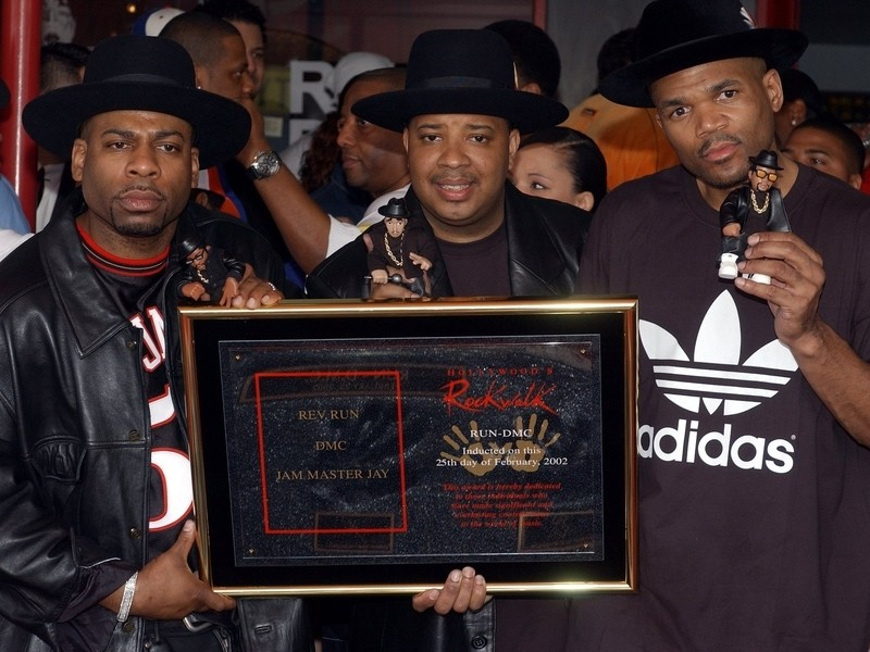 "Kings Of Rock: Run-DMC's ""Raising Hell"" Added To National Recording Registry"