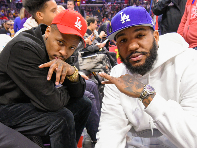 Hip Hop Week In Review: YG and The Game vs 6ix9ine, the Logic of the Divorce And Jeezy's last Album