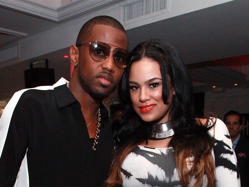Fabolous Arrested For Allegedly Assaulting Girlfriend Emily B