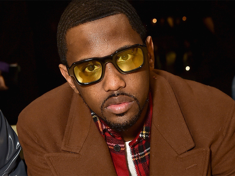 "Fabolous Labels Instagram Vixen ""Public Figure Hoe"" Following DM Diss"