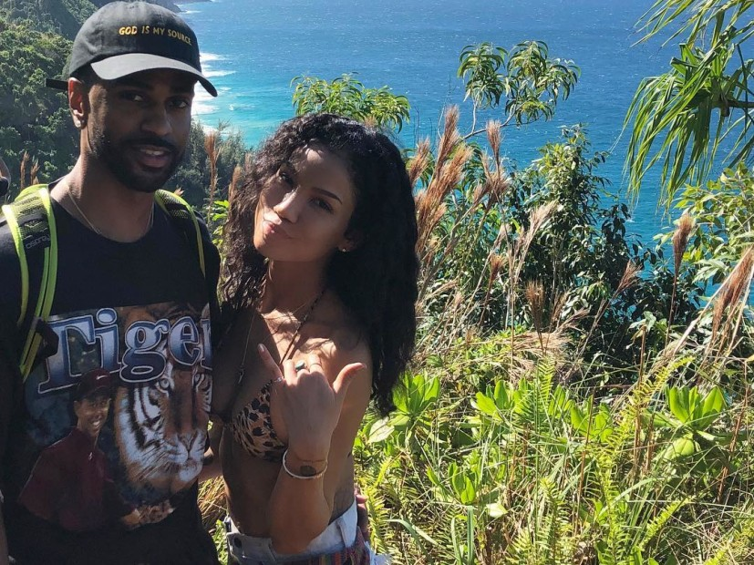 Jhené Aiko & Big Sean Shoot Down Rumors That The Problems In The Relation