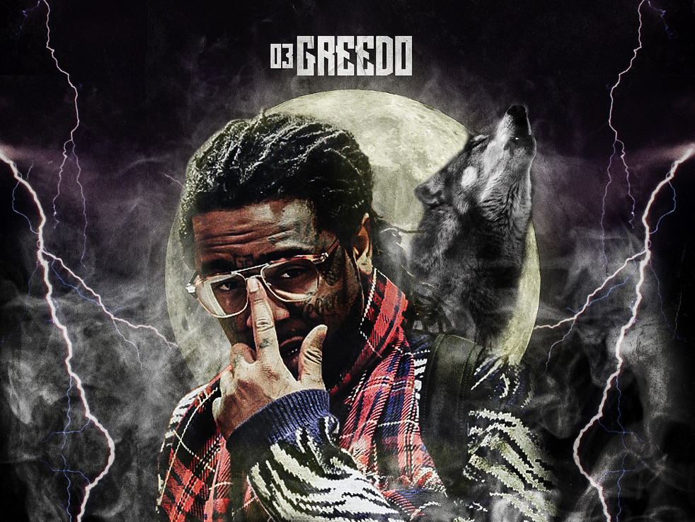 "03 Greedo Drops ""The Wolf Of Grape Street"" Featuring PnB Rock & More"