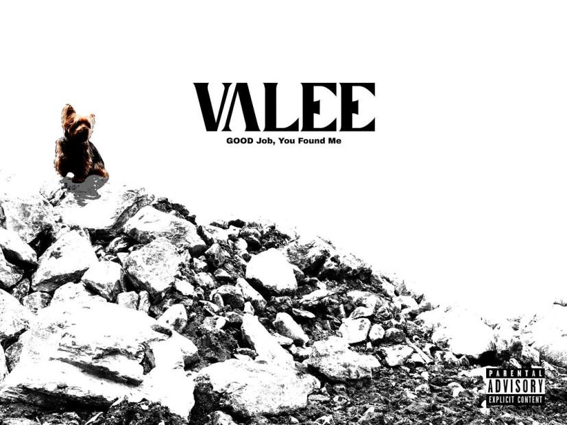 """Valee Gotas """"BUEN Trabajo, Me has Encontrado"""" EP, Ejecutivo Producido Por Kanye West"""