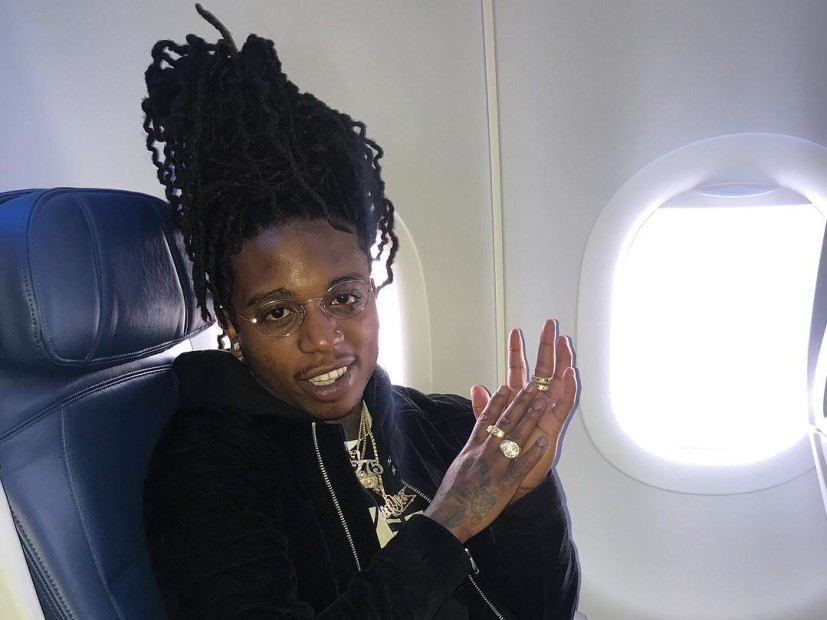Jacquees Arrested After Getting Stopped For Not Wearing Seat Belt In The Lamborghini