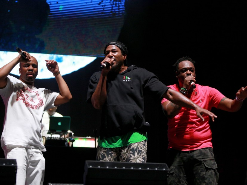 "Here's What A Tribe Called Quest's ""Major Announcement"" Was"