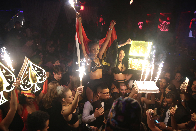 Lil Wayne & Birdman Are Still Partying Together In Miami Beach