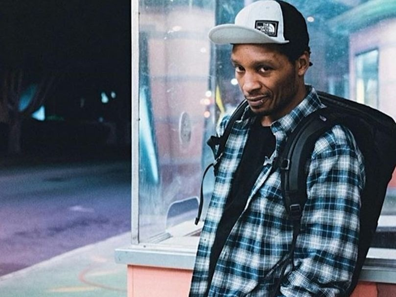 """5Th Wheel Trailer >> Del The Funky Homosapien Drops Amp Live-Produced """"Wheel Of ..."""