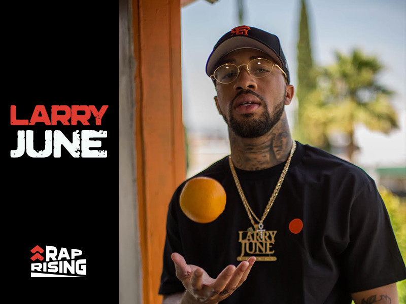 Countdown To HipHopDX At SXSW: Larry June