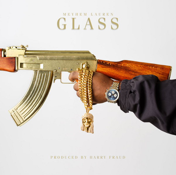 """Meyhem Lauren & Harry Fraud Join Forces For """"Glass"""" Project"""