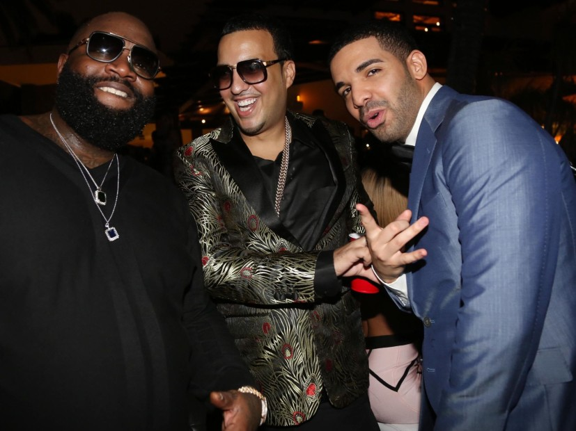 Drake & French Montana React To Rick Ross' Medical Situation