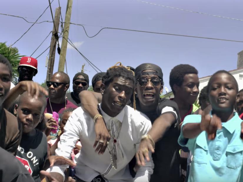Gucci Mane Ofrece Young Thug Y Rich Homie Quan $1 MILLÓN En Efectivo Por Otro Mixtape