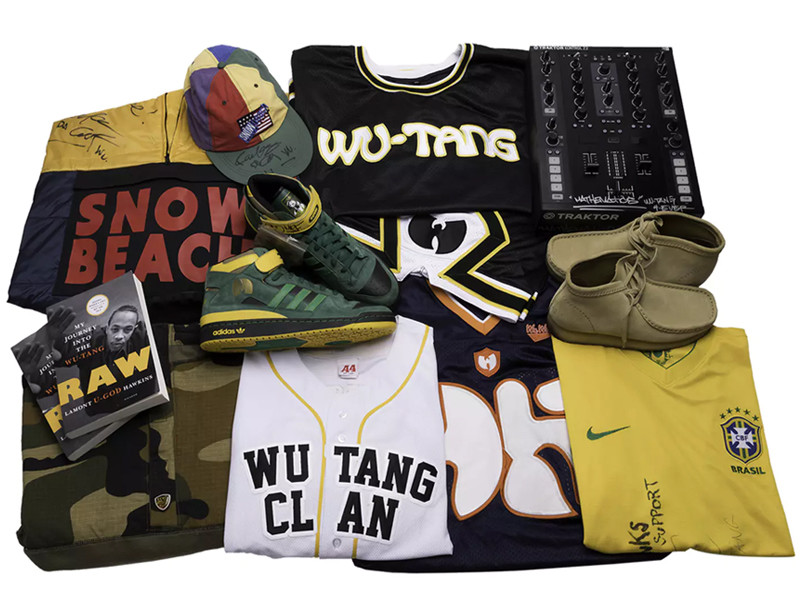 Wu-Tang Clan To Offer Fans Rare Merchandising In New Charity Initiative