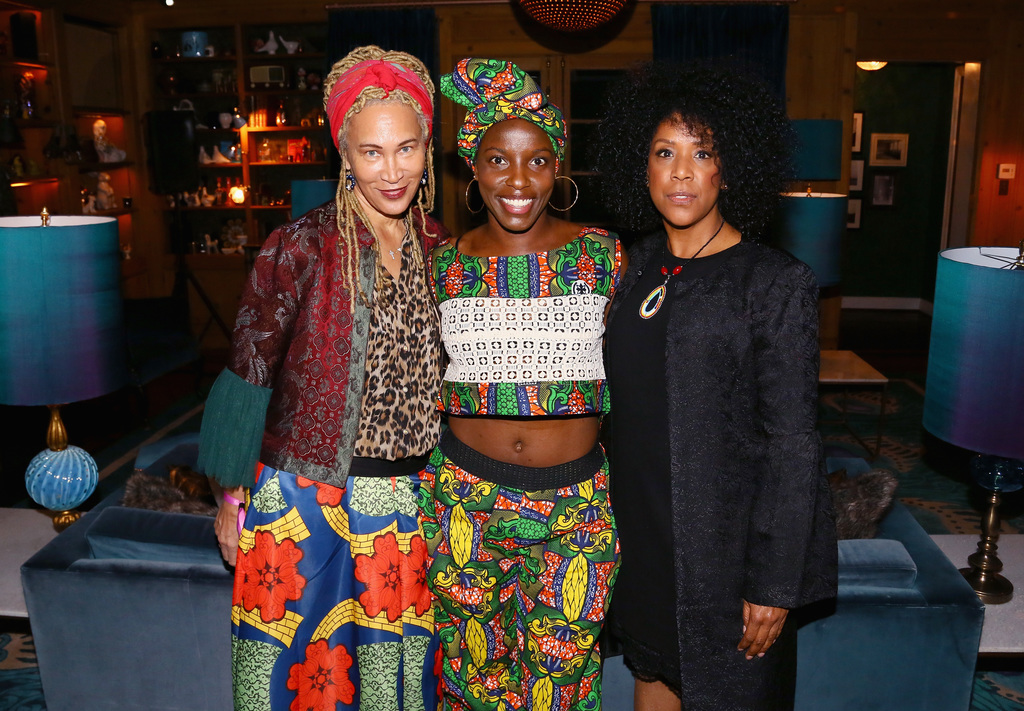 """Common Celebrates Black Excellence During """"African Getdown"""" With Absolut Elyx"""