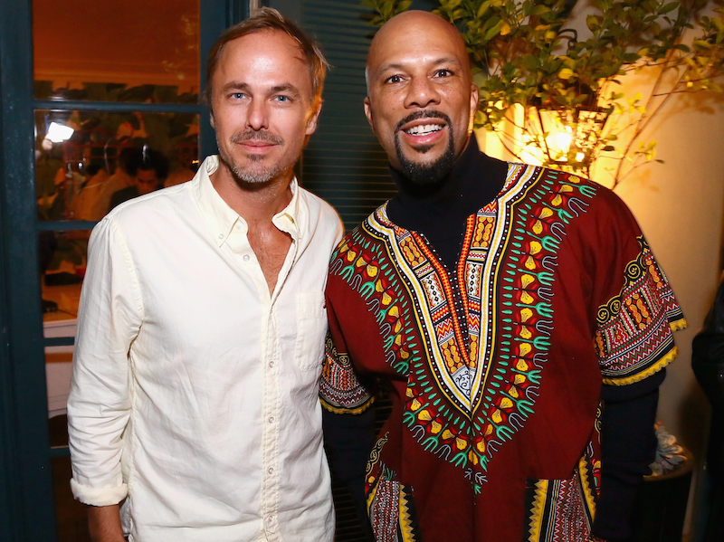 "Common Celebrates Black Excellence During The ""African Getdown"" With Absolut Elyx"