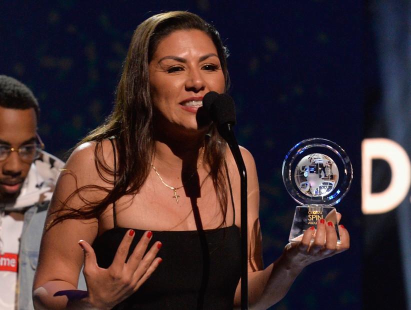 DJ Carisma Esperanzas las Mujeres Ganan Más Que Simplemente Categoría Femenina de Hip Hop Awards