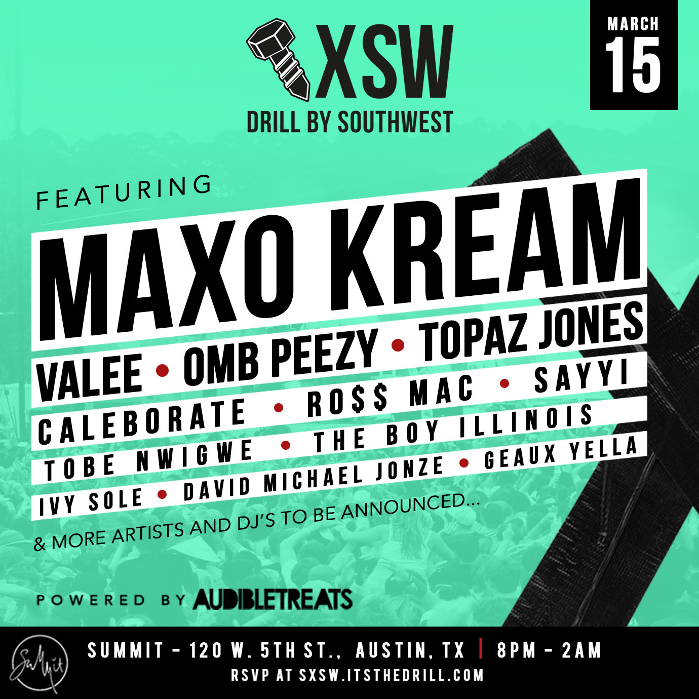 drill by sxsw