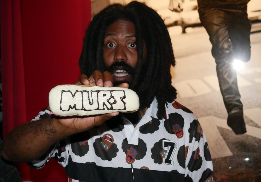 "Murs Wants Jaden Smith To Sign Him For His Future ""Strange Journeys"""