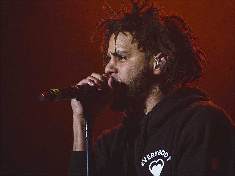 "J. Cole's ""KOD"" Album Is Dropping This Week"