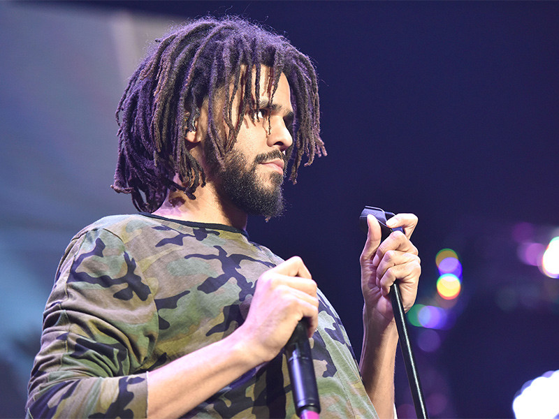 "J. Cole Teases ""KOD"" Deluxe ""The Fall Off"" Project And Kill Edward Album"