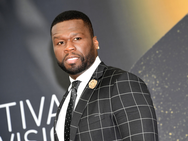 "50 Cent & His Baby Mama Both Respond To ""Son Hit By A Bus"" Comment"