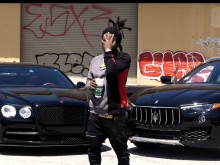 "Mozzy Flexes In ""Do It For Dooterz"" Video"