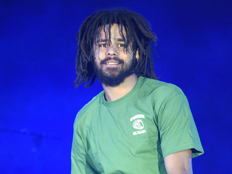 "J. Cole's ""KOD"" Breaks Spotify's Opening Day Record"
