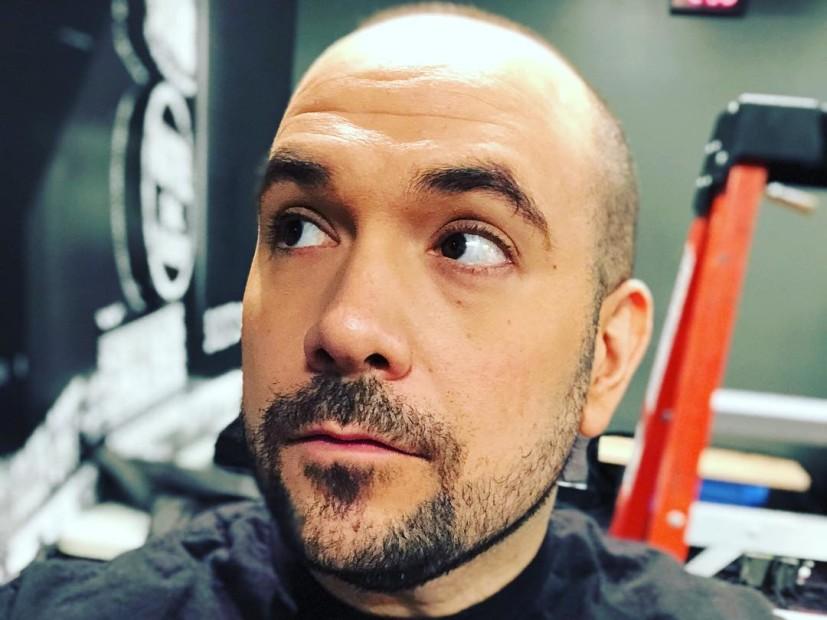 "Funkmaster Flex Crea Falsas Carne De Res A Permanecer ""En Caliente"","" Peter Rosenberg Dice"